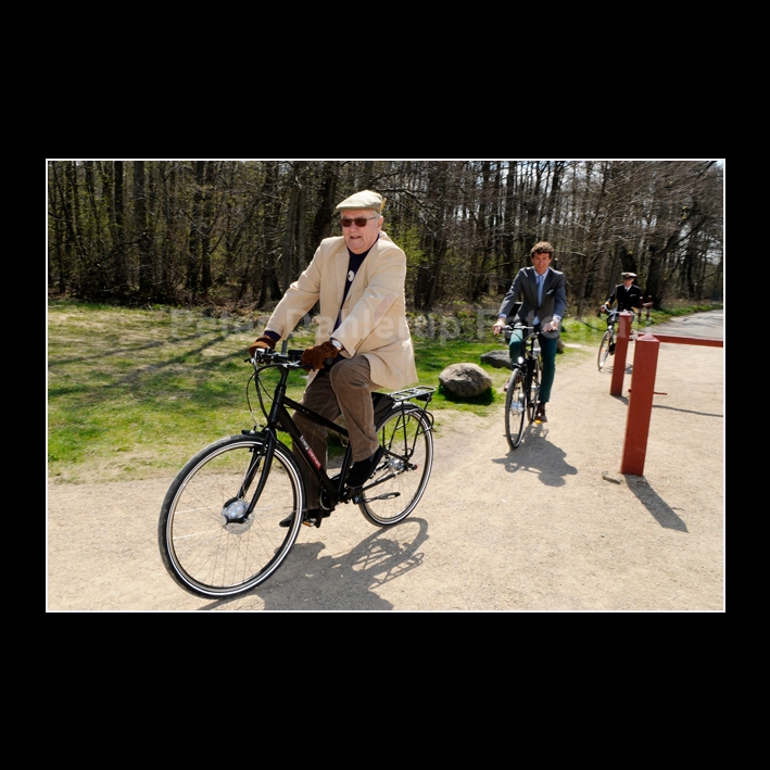 FB Bådfarten Prinsgemalen cykler hjem igen fotograf Peter Dahlerup Fredensborg