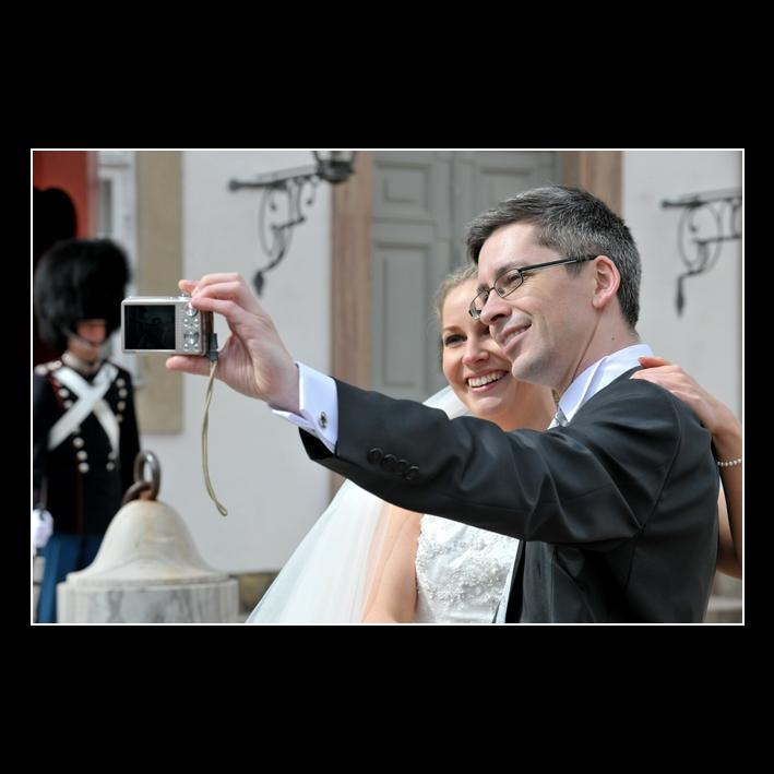 FB Connie og Martin tager selv foto fotograf Peter Dahlerup Fredensborg