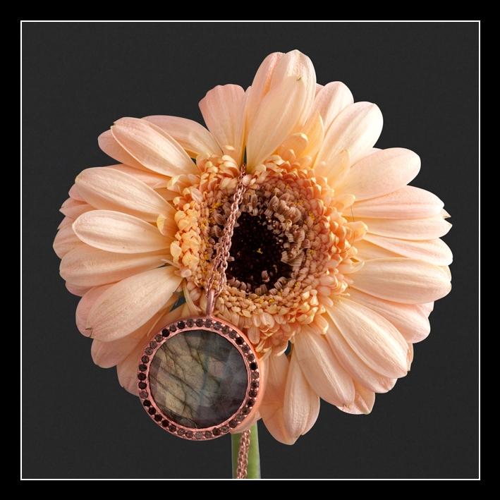 JEWLSCPH smykke i blomst design Mai Manniche fotograf Peter Dahlerup Nordsjælland og København