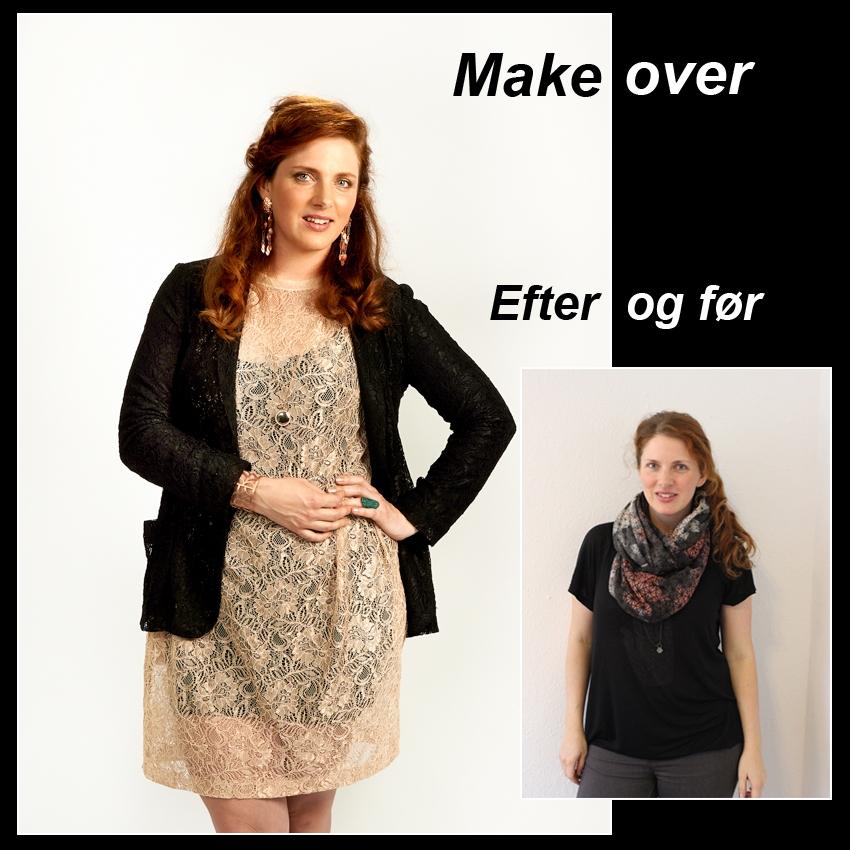 Makeover-Katrine