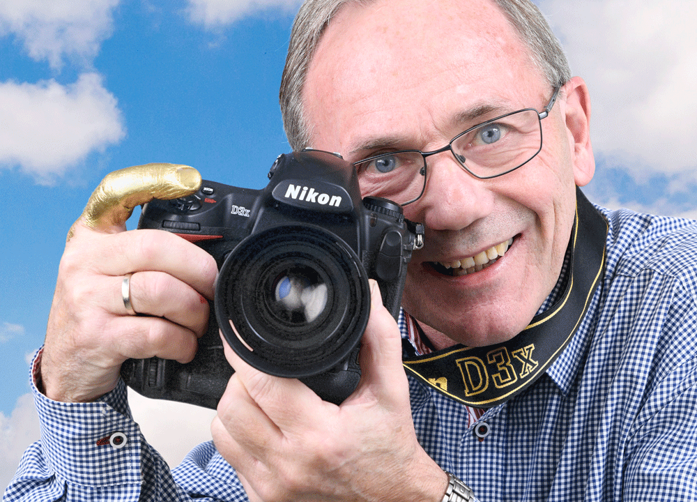 erhvervsfotograf med studie i Fredensborg Peter Dahlerup kommer overalt og arbejder hurtig og effektivt til en fair pris